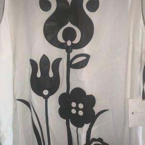 Victoria Beckham - Retro Flower Sheath Dress NWT